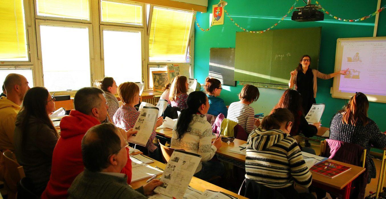 Otvárame nový ročník kurzov angličtiny pre nepočujúcich